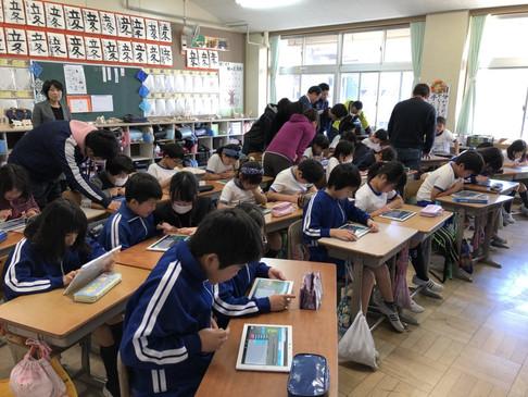 栗橋南小学校2