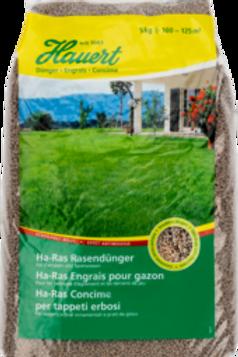 Hauert Ha-Ras Rasendünger, 5 kg