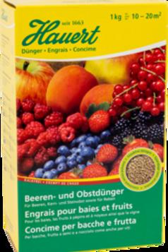 Beeren- und Obstdünger
