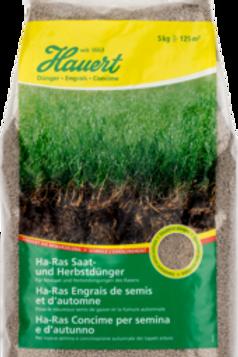 Hauert Ha-Ras Saat- und Herbstdünger 5 kg