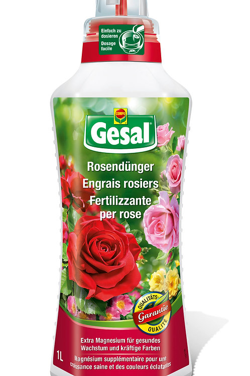 Gesal Rosendünger
