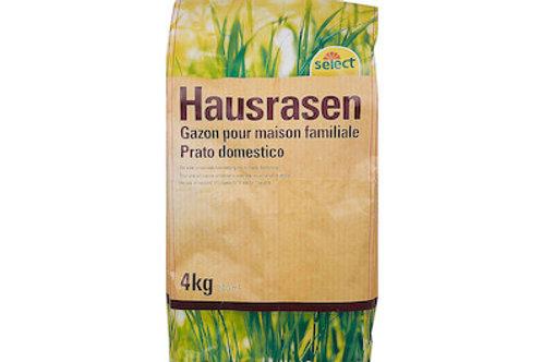 Rasensamen Hausrasen4 kg für ca. 200m2