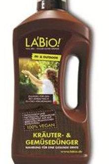 Labio Flüssigdünger  1 Liter