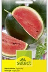 Wassermelone 'Sugarbaby' rotfleischig