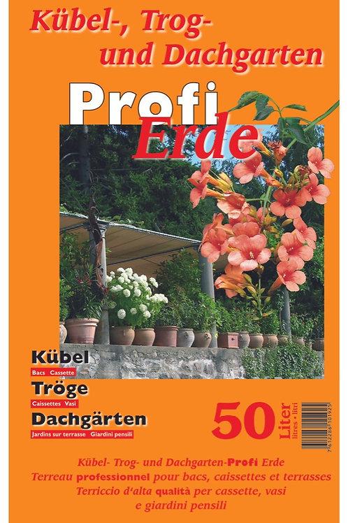 Kübel Trog & Dachgartenerde