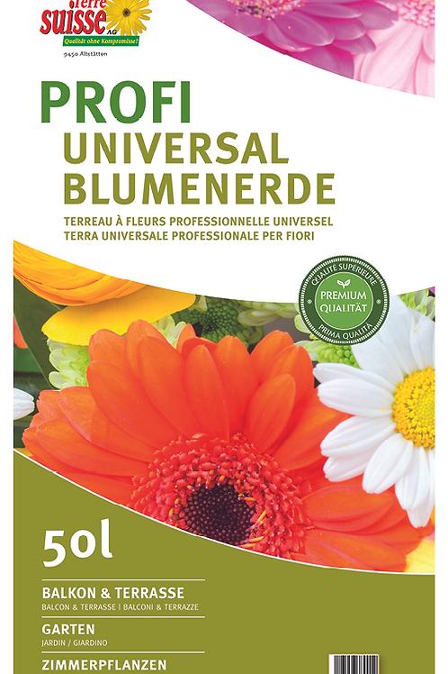 Universal Blumenerde 50 Liter
