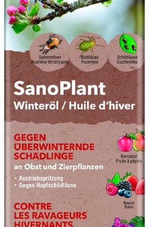Sanoplant Winteröl