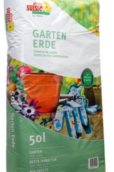 Gartenerde 50l