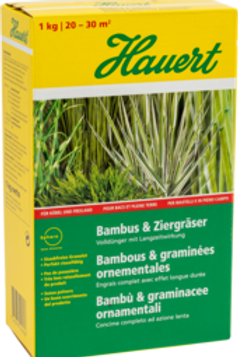 Hauert Bambus und Ziergräser
