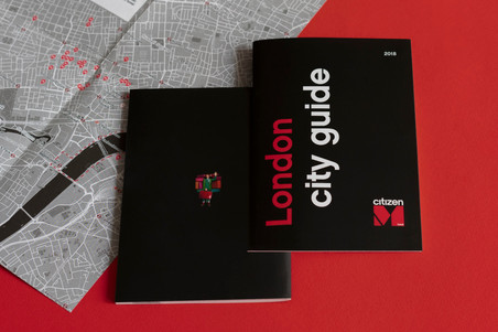 citizenM City Guides