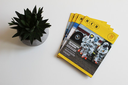 HCB Monthly Magazine
