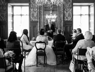 Vanessa und Helge - Hochzeit im Schloss Jever