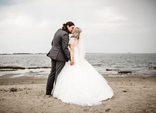 Jenny & Patrick - Hochzeit in Hooksiel