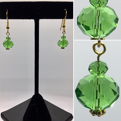 Small Green Dangles