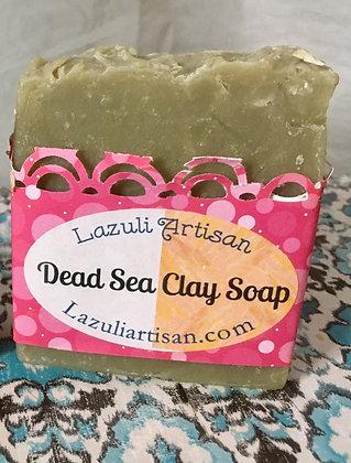 Dead Sea Clay Soap