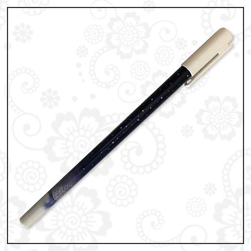 cosmic gel pen   blue