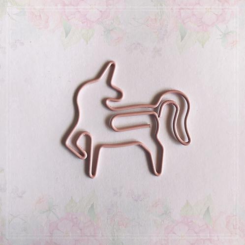 paper clip | unicorn