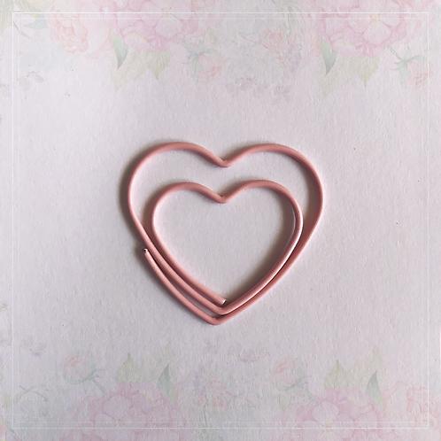 paper clip | heart