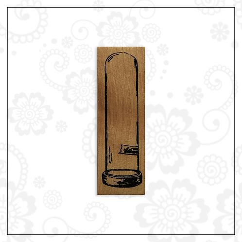 wooden stamp | tube