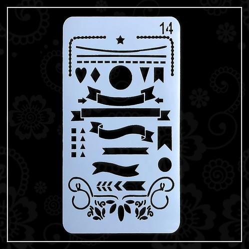 stencil | 14