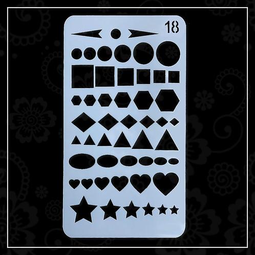 stencil | 18