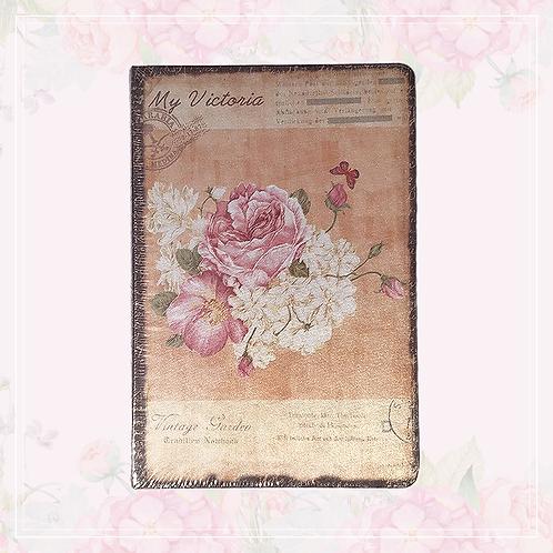 vintage journal   style 2