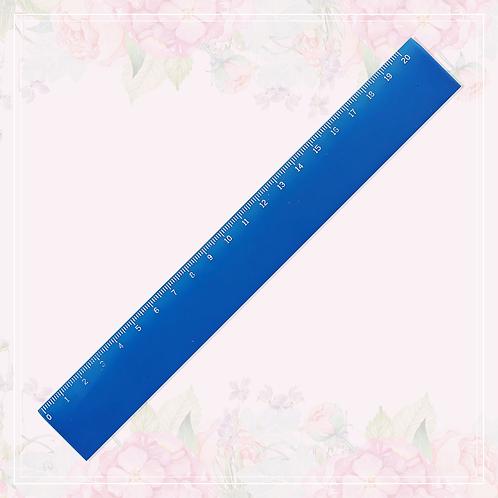ruler | blue