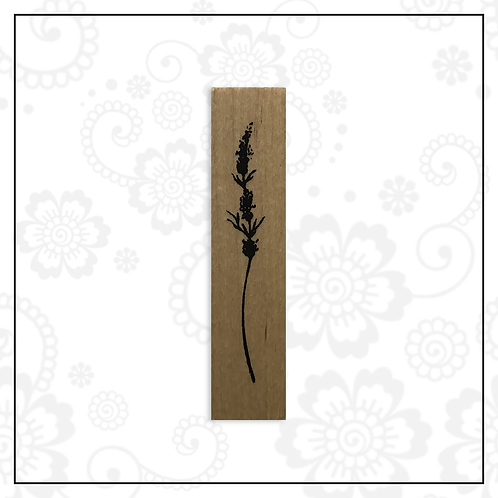 wooden stamp | floral style 4