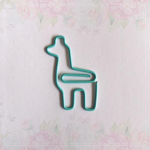 paper clip   llama