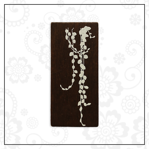 wooden stamp | foliage style 2