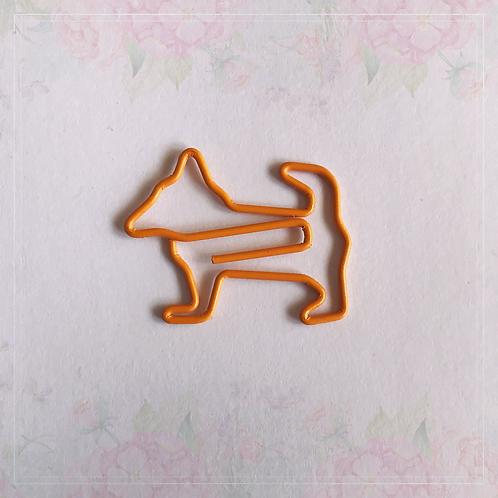 paper clip | dog