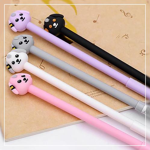 Dog Gel Pen