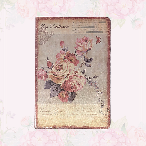 vintage journal   style 3