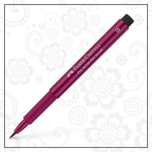 brush pen | magenta pink