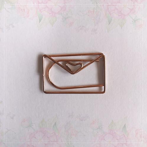 paper clip | envelope