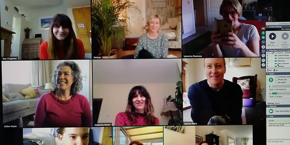 Yoga Teacher Training EXPLORATIVE ONLINE LIVE MEETING