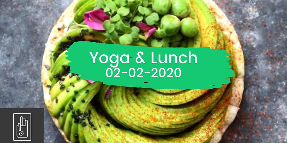 Self-Love Heart Chakra Yoga for the New Year & Lunch