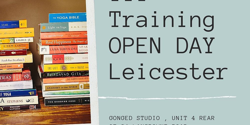 Yoga teacher Training Open Day
