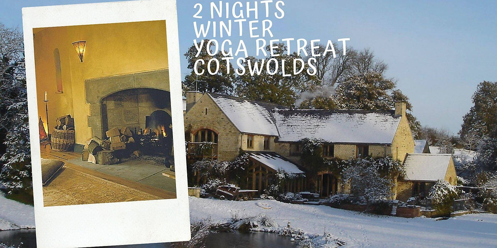 Winter Yoga Retreat with Valentina - FULLY BOOKED!