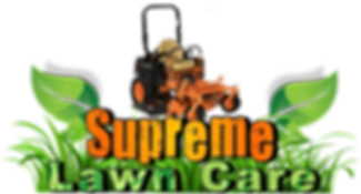 Supreme Lawn Care Logo