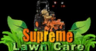 Supreme Lawn Care Logo