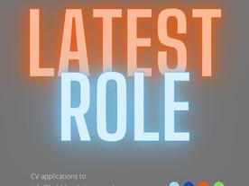 Latest Vacancy - Interim TA Specialist (Internal Review)