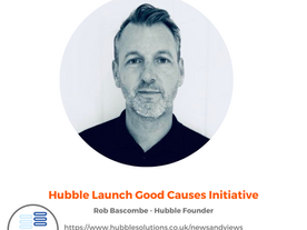 Hubble Launch Good Causes Initiative