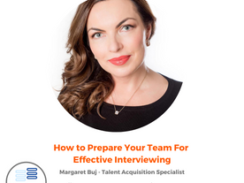 How To Prepare Your Hiring Team For Effective Interviews