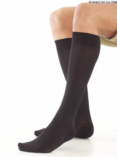 Neo G Energizing Daily Wear Mens Socks - Black - Medium