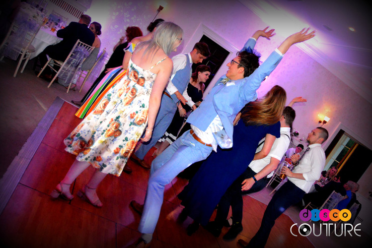 Great times on the dance floor