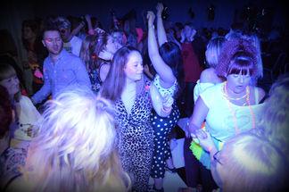 Full dance floor