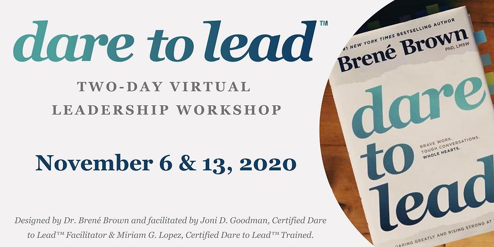 Dare to Lead™ Leadership Workshop