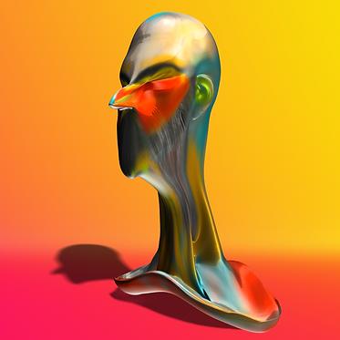 Digital art, digital sculpt, 3D printer,