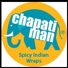Chapati Man logo (R)